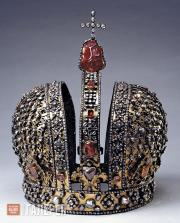 The Crown of Empress Anna Ioannovna
