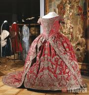 Coronation dress of Empress Catherine I