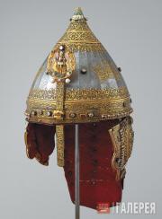 The Helmet of Tsar Mikhail Fyodorovich