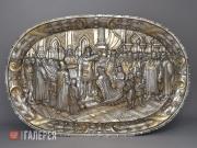 "The Plate ""Coronation of Catherine I"""