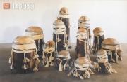 Юккер Гюнтер. Леc, висящие камни. 1989–1990