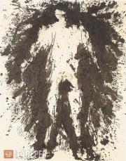 Юккер Гюнтер. Пепельный человек. 1986