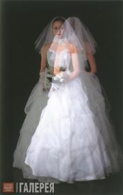 Салахова Айдан. Невеста. 2005