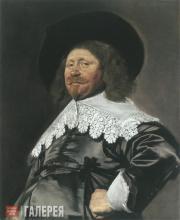 Frans HALS. Claes Duyst van Voorhout. c. 1636–1638