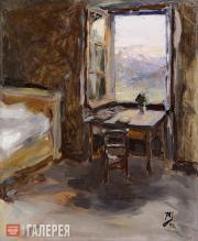Якунчикова Мария. Окно. 1892