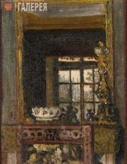 Якунчикова Мария. Ваза у окна. 1891