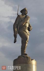 Ковальчук Андрей. Памятник героям Первой мировой войны. 2014