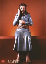 Неизвестный художник. Христос в темнице. Конец XVIII века