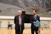 г-н Хосе Игнасио Карбахаль  и г-н Альберто Кастро Мартинес