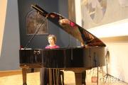 rina Krasotina (piano), winner of international competitions