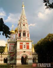 Храм Рождества Христова под Шипкой, Болгария