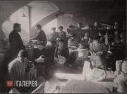 The Stroganov School. Ceramics workshop, founded in 1865