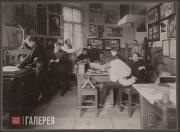 The Stroganov School. Graphic Workshop established by Sergei Golushev in 1907