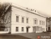 The Tretyakovs' house in Tolmachi, Moscow. 1890s