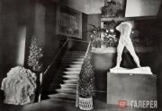 Интерьер выставки «Салон Золотого Руна»