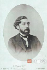 Alexander Hilferding, 1860s