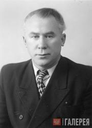 Alexander Zamoshkin. 1947