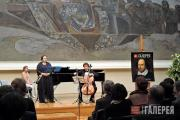 Honoured Artist of Russia Yana Ivanilova (soprano) and Kirill Rodin