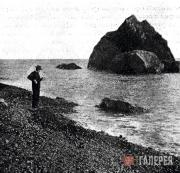Камень Узун-таш близ КикинеизаUzun-Tush rock, near Kikineiz