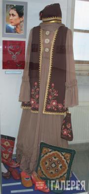 Экспонаты Национального музея Республики Татарстан