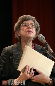 Tretyakov Prize-winner Irina Vakar