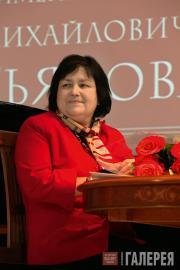 Tretyakov Prize-winner Marina Ageeva