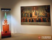 Экспозиция выставки «Святая Русь»