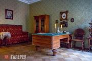 The study of the Fyodor Dostoevsky House-Museum, St. Petersburg