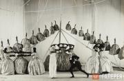 "SCENE FROM ""THE ODE"" BALLET. 1928"
