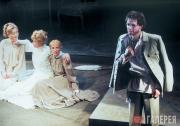 """Photos from the archive of the """"Sovremennik"""" theatre"""
