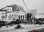 Саmouflaging the Bolshoi Theatre during the Great Patriotic War