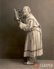 Anton Bonachich as the Astrologer