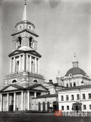 The Transfiguration Cathedral, later the building of the Perm Art Gallery