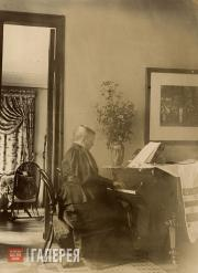 Vera Tretyakova. 1894