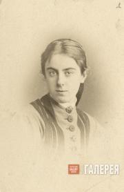 Maria Obolenskaya. Early 1870s