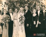Wedding of Ziloti's younger son Levko