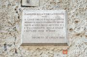Commemorative plaque, Caffè Greco