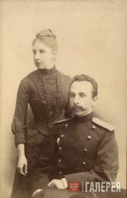 Yekaterina and Alexander Zhirkevich