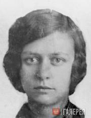Елена Федоровна Каменская, Cотрудник Третьяковской галереи в годы войны