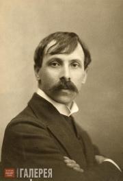 Ivan Kreitor. Early 1920s