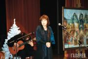 Laureate of Russia State Award, People's Artist of Russia Yelena Kamburova