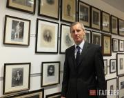 Посол Великобритании в России Доктор Лори Бристоу