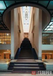 Main staircase of the Museum of Private Collections