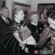 Opening of the Private Collection Museum on 24 January 1994