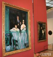 Государственная Третьяковская галерея. Выставка «Шедевры Музея Орсе»