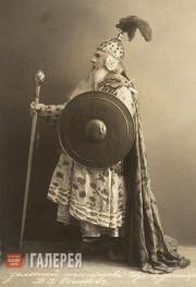 Vasily Ossipov as Tsar Dodon