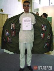 Проект Виктории Бегальской «Сон В.А. про Б.А.». 2007