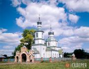 Храм Богоявления в Прислонихе. 1884
