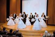 Ballet-dancers of the Bolshoi Theatre