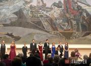 """On December 12 2016 the exhibition is part of the ongoing project """"The Tretyakov"""
